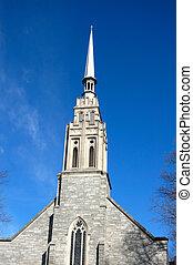 高い, 教会
