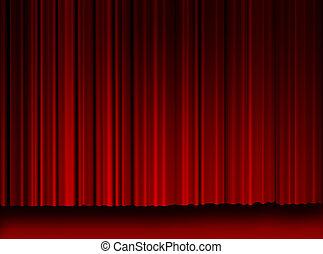 高く, 映画, resulation, カーテン