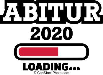 高く, 証明書, 2020, ドイツ語, 学校, abitur