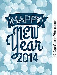 高兴的新年, 2014