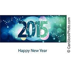 高兴的新年, 2015