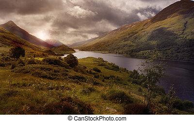 高地, スコットランド
