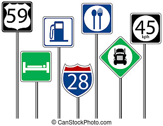 高速公路, 簽署