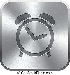 鬧鐘, 圖象, 按鈕
