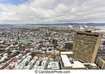 魁北克城市, 地平线