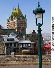 魁北克城市
