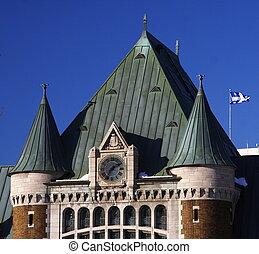 魁北克城市, 里程碑