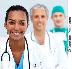 魅力的, 女性の医者
