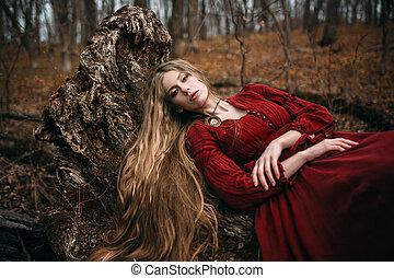 魔女, 森林