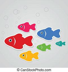 魚, 飛行
