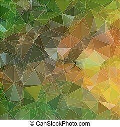 黃綠色, 摘要, two-dimensional, 鮮艷, 背景