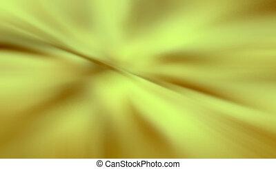 黃綠色, 被給上色背景