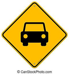 黃色的徵候, 由于, 汽車