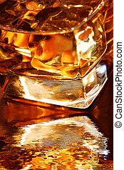 黃金, 威士忌酒