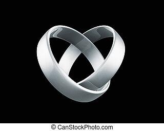 黃金, 結婚戒指
