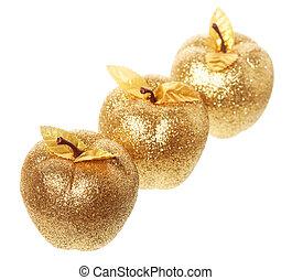 黃金, 蘋果
