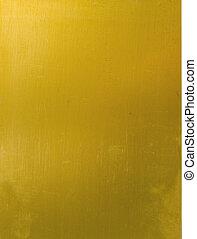黃銅, 金屬, 結構
