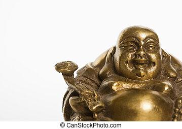 黃銅, buddha.