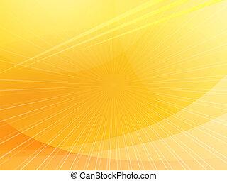 黄色の背景