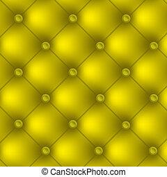 黄色, 家具