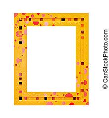 黄色, 鏡