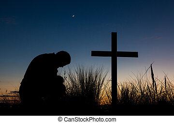 黎明, 禱告