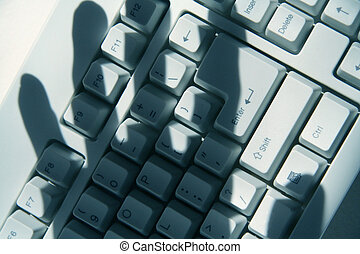 黑客入侵, 计算机