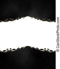 黑色, 摘要, 背景, 由于, 白色, 傷口, 。, 設計, template., 設計, 站點
