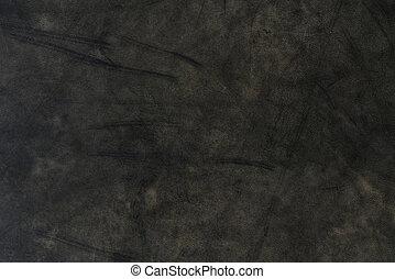 黑色, 羊皮纸, 结构