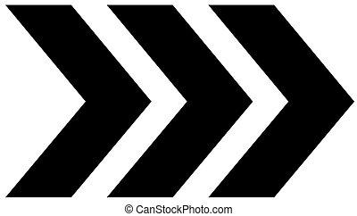 黒い矢印クリップアートとストックイラスト111128 黒い矢印ベクター