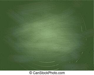 黒板, 手ざわり