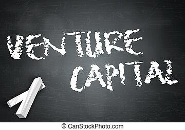 黒板, 投機資本