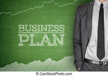 黒板, 概念, ビジネス戦略