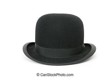 黒, ボーリング競技者帽子, 流行