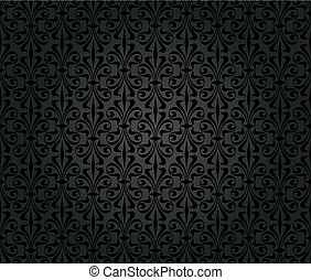黒, 型, 壁紙