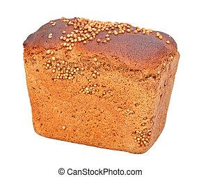 黒, cumin, bread