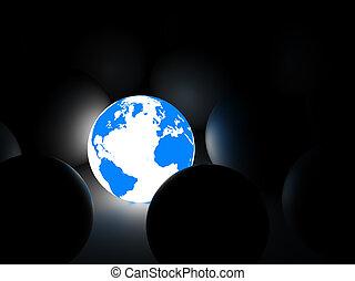 點燃, 全球