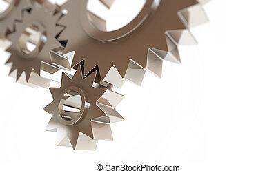 齒輪, 概念, 背景