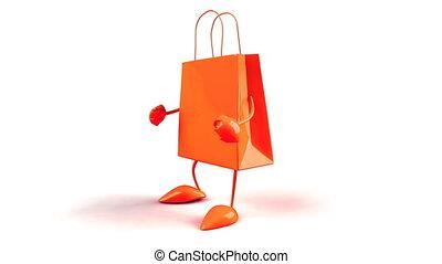 가방, 쇼핑