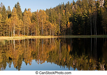 가을, 시골