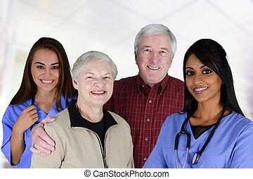 가정, 건강 관리