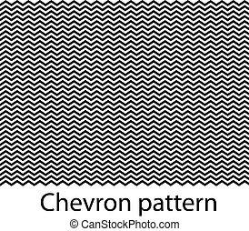 갈매기표 수장, 패턴