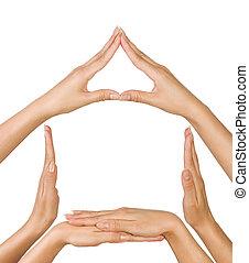 개념의, 가정, 상징