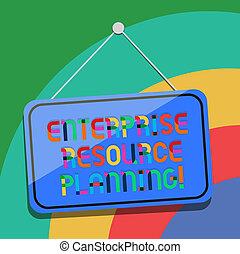 개념의, 쓰는 것을 건네라, 전시, 기업, 자원, planning., 사업, 사진, 원본,...