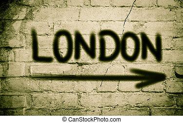 개념, 런던