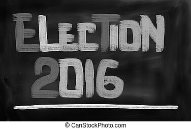 개념, 선거