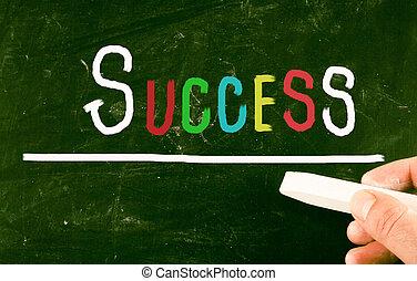 개념, 성공