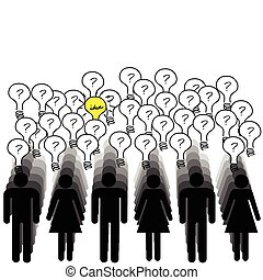 개념, 의, 성공, 와, 많게의, 의, 사람, 가지고 있는 것, 자형의 것, 생각