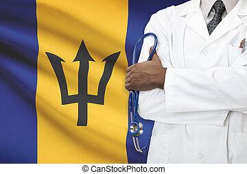 개념, 한 나라를 상징하는, -, 체계, 건강 관리, 바르바도스
