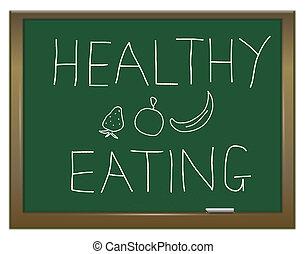 건강에 좋은 음식, concept.